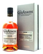 GlenAllachie 2006 Ruby Port Pipe 14 years old Single Cask Batch 3 Speyside Malt Whisky 60,1%