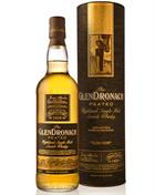 Glendronach Peated Single Highland Malt Whisky 46%