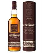 Glendronach Traditionally Peated Single Highland Malt Whisky 48%