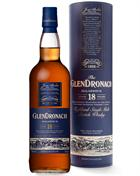 Glendronach 18 year old Allardice Single Speyside Malt Whisky 46%