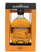 Glenrothes 12 years old Soleo Collection Single Speyside Malt Whisky 40%