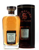 Glentauchers 1997/2018 Signatory Vintage 21 years old Single Speyside Malt Whisky 49,4%