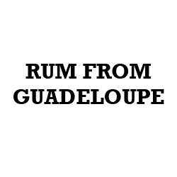 Guadeloupe Rum
