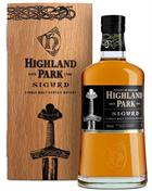 Highland Park Sigurd The Warrior Series Single Orkney Malt Whisky 43%