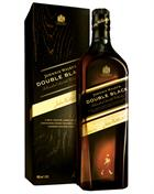 Johnnie Walker Double Black Blended Whisky 40%