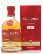 Kilchoman 2008/2013 Single Cask FC Whisky Denmark 9 Islay malt Whisky 59,5%