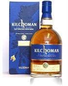 Kilchoman Autumn 2009 Release Islay whisky 46%
