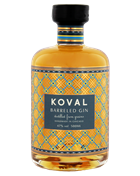 Koval Barrel Aged Gin Chicago 50 cl 47%