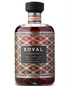 Koval Cranberry Gin Liqueur 30%