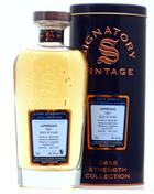 Laphroaig 1997/2016 Signatory Vintage 18 år #8371 Hogshead Single Islay Malt Whisky 49,3%