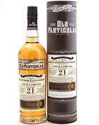 Loch Lomond 1995/2017 Old Particular 21 years old Single Grain Whisky 55,3%