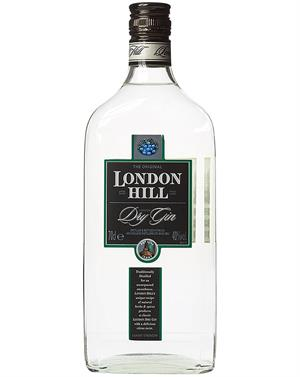 London Hill Gin Premium Dry London Gin England 70 cl 40%