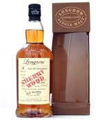 Longrow 13 Year old Sherry Wood 1989 Single Campbeltown Malt Whisky 53,2%