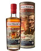 MacNair's Lum Reek 12 years old Small Batch Blended Malt Scotch Whisky 46%