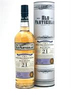 Macduff 1997/2018 21 years old Douglas Laing Old Particular Single Cask Speyside Malt Whisky 51,5%