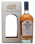 Macduff 2008 Coopers Choice 7 year old Sherry wood Single Speyside Malt 46%