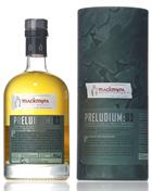 Mackmyra Preludium No. 3 svensk single malt whisky 52,5%