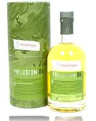 Mackmyra Preludium No. 4 svensk single malt whisky 53,3%