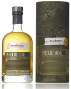 Mackmyra Preludium No. 5 svensk single malt whisky 48,4%
