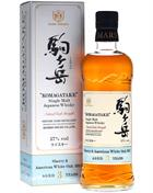 Mars Komagatake 2011/2014 Sherry/White oak Japanese Single Malt Whisky Japan 57%