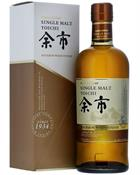 Nikka Miyagikyo Bourbon Wood Finish Single Malt Whisky Japan 46%