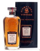 North British 1959/2011 Signatory 51 year Single Grain Scotch Whisky 55,6%
