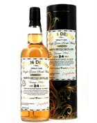 North British 1991/2015 Clan Denny 24 years old Single Grain Scotch Whisky 49,8%