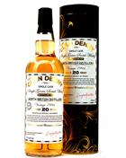 North British 1994/2014 Clan Denny 20 years old Single Grain Scotch Whisky 51%
