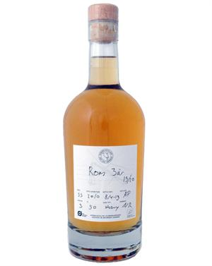 Nyborg Distillery Organic Single Sherry Danish Ørbæk Rum 55%