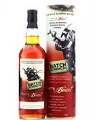 Peats Beast PX Batch Strength Single Islay Malt Scotch Whisky 70 cl 54,1%