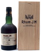 Rhum JM Calvados Cask Finish Martinique Rhum Agricole 41,4%