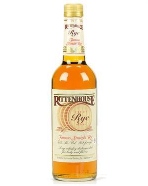 Rittenhouse Rye Kentucky Straight Bourbon Whiskey 40