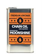 Roadhouse Motoroil Tin Can Oak Liquorice Moonshine Neutral Grain Spirit 50 cl 25%