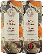 Ron Esclavo Gran Reserva Bag In Box 3 liters Dominikanske Republik Rom 40%