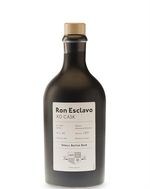 Ron Esclavo Solera XO 1423 World Class Rum Dominikanske Republik rom 42%
