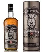 Scallywag 10 Sherry Cask Douglas Laing Speyside Blended Malt Scotch Whisky 46%