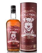 Scallywag 13 År Small Batch Sherry Casks Douglas Laing Speyside Blended Malt Scotch Whisky 46%
