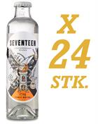 Seventeen 1724 Tonic Water Bottles x 24 pc. in box - Perfect for Gin and Tonic 20 cl