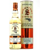 Strathmill 1985/1997 11 years old Signatory Single Speyside Malt Whisky 43%