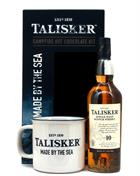 Talisker Giftbox 10 years old Campfire Hot Chocolate Kit Single Malt Skye Whisky 20 cl 45,8%