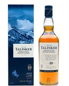 Talisker 10 year old Single Malt Whisky Skye 45,8%