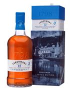 Tobermory 2007/2020 12 years old Port Pipe Finish Limited Edition Single Island Malt Whisky 70 cl 58,6%