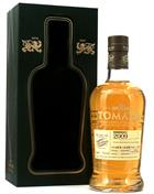 Tomatin 2009 Highland Single Malt Scotch Whisky 55%