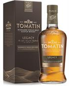 Tomatin Legacy Single Highland Malt Whisky 43%