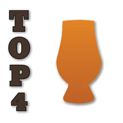 Top 4 Best Selling Cognac