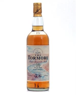 Tormore 10 År Pure Speyside Malt Old Version Single Speyside Malt Whisky 43%