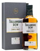 Tullamore Dew 14 years old Triple distilled Irish Single Malt Whiskey 41,3%