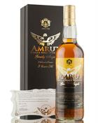 Amrut Greedy Angels Second Edition Single Malt Whisky India 50%