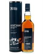 An Cnoc 24 year old AnCnoc Single Highland Malt Whisky 46%