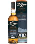 Arran The Bothy Quarter Cask Batch 2 Single Island Malt Whisky 55,2%
